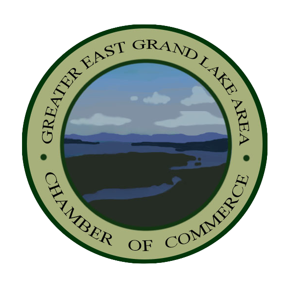 East Grand Lake Chamber of Commerce Logo