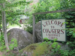 Cowger camps